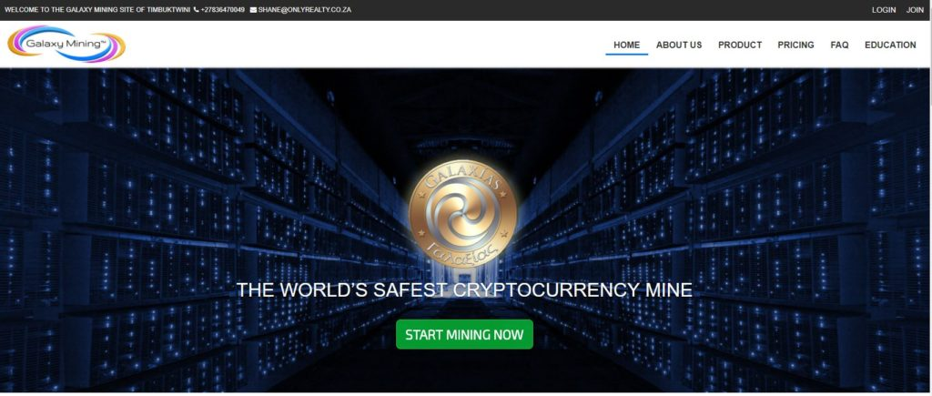 JOIN-GALAXYMINING – Welcome to our world